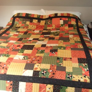Simply Spooky Quilt