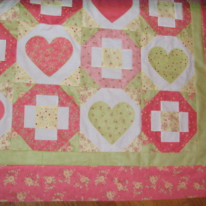 2008 Sweetheart Quilt