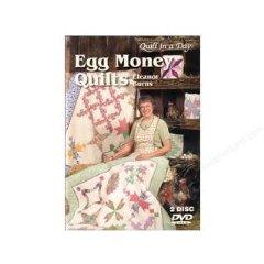 Egg Money Quilt