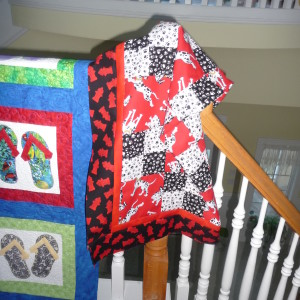 Animal Hugs DOWNEY QUILTS FOR KIDS ORG