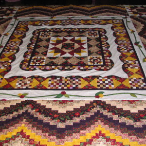 BIRTH OF A SAMPLER TOP  7 7 08 006