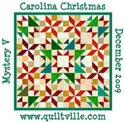 Carolina Christmas Blog Button
