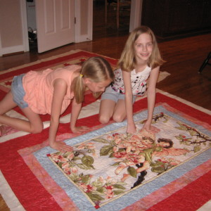 Sarah's Sister Fairies 2009