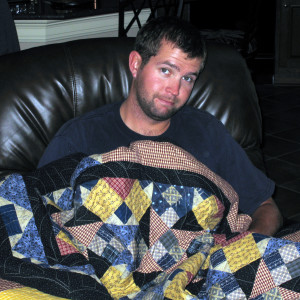 IMG_1033 Dustin with QUilt Dec 08
