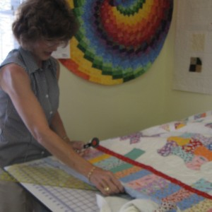 Marla's Egg Money Quilt