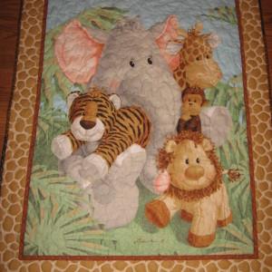 Giraffe and Friends 2009  ICU Donation