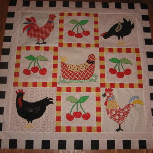 Chickens, Chicks and Cherries