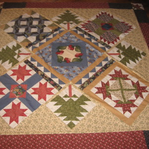 Thimbleberries Lakeside 2008 Quilt