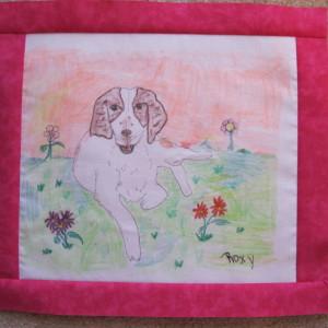 Jannae's Art Quilt