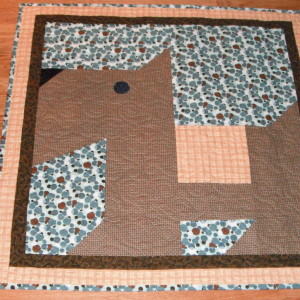 LILA SCOTTY QUILT