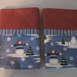 Christmas King Pillowcases