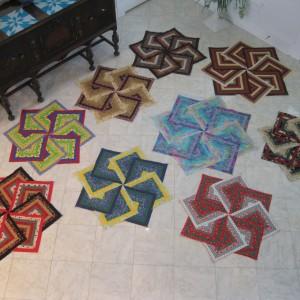 Quilt Patterns Strata Star : easy strata star quilt pattern