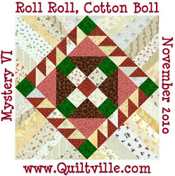 Roll Roll Cotton Boll Blog Button