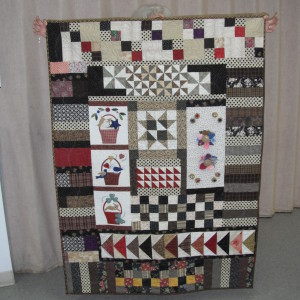 Country Piecemaker's Block of the Month