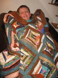 William's LOST ON THE ROAD AGAIN QUILT