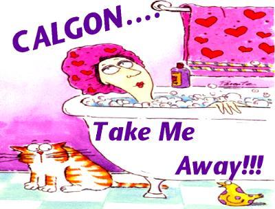 Simple and Serene Living: Calgon Take Me Away