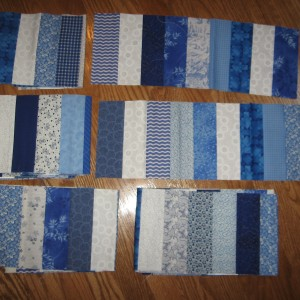 Piano Keys Border for MODA Piece N Plenty Quilt