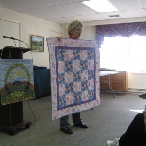 Quilt Guild SHOW N TELL