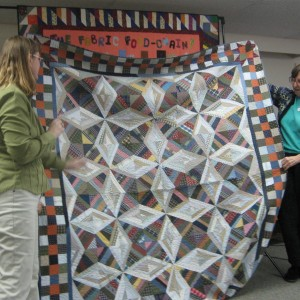 LOVE Bonnie's Virginia Bound Quilt
